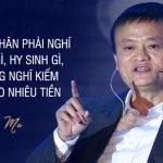 """"""" Muốn sống cuộc sống đơn giản, đừng làm lãnh đạo"""" - Jack Ma"""